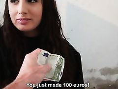 graduate girl sucks cock for cash